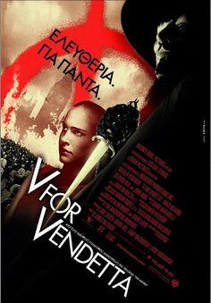 V For Vendetta (2005) greek subs | ONLINE CINEMA