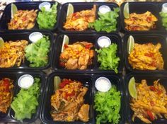 """FITCAMPmeals is the easiest way to lose weight and feel great...Each day is kept under 1,250 calories giving you room to eat a piece of fruit or a handful of nuts. We don't believe in """"diets"""", FITCAMPmeals is food that is fresh and portioned to nourish and fuel your body to aid in your workouts and weightloss 985 290 9757 Place your order before Saturday to be picked up on Sunday each week"""