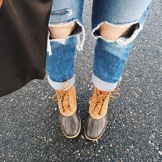 L.L. Bean Boots   POPSUGAR Fashion