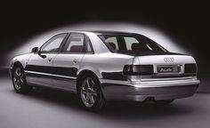 Audi A8 (1993) Space Frame, Audi A8, Ferdinand, Porsche, Classic Cars, Concept, Vehicles, Euro, Ireland