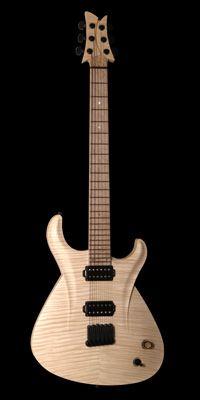 Frank Hartung Guitars - Diavolo AZ Custom