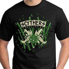 e623df943 Scyther Pokemon T-Shirt Pokemon T, Buy Clothes Online, Landscaping, Mens  Tops