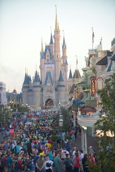 Walt Disney World Marathon Registration Opens Today! Disney announces many changes for the 2014 race.