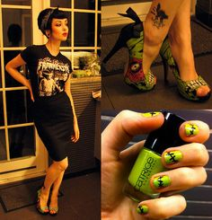 Morbid Fashion Outfit made of 100% awesome!