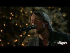 """Keith Urban  -  """"The Christmas Song""""  ((CMA Country Christmas 2011))"""