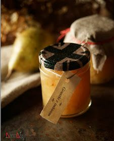 dżemdżus: Dżem z gruszek Pudding, Cooking, Kitchen, Custard Pudding, Puddings, Avocado Pudding, Brewing, Cuisine, Cook