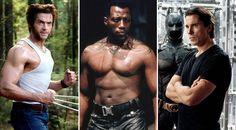 We rank the fittest comic book superheros in film. Who's your favorite? Who did we miss?