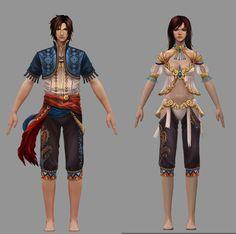 Perisa Fan Yang, Guild Wars 2, Concept Art, Wonder Woman, Superhero, Outfits, Fictional Characters, Women, Style