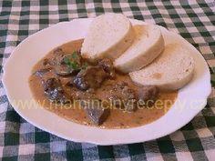 Srnčí ve smetanové omáčce Pork, Beef, Cooking, Kale Stir Fry, Meat, Pork Chops, Steak