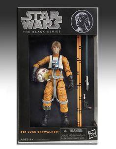 New Star Wars Black Series Figurines