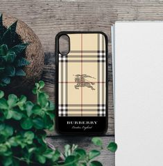 Hot Burberry Brown Case for iPhone 5 5s 6 6s 7 8 Plus X Samsung S Edge Note + #iPhone #samsung #case #cover #Nike #adidas #coach #custom #gift #Band #kpop #gucci #supreme #lV #Deeree #tractor #Galaxy #NOte #edge