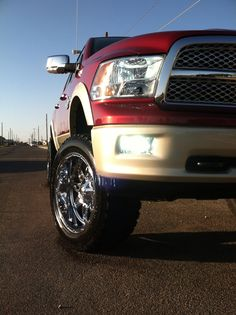 Dodge Ram pickup trucks - news, descriptions, information,and more. Covers the Dodge Ram 1500, 2500, 3500, 4500, and 5500.