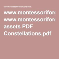 www.montessoriforeveryone.com assets PDF Constellations.pdf