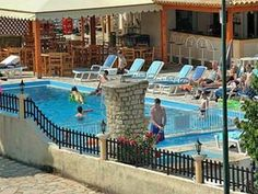 Silver Beach Hotel Roda, Corfu This family run hotel offers it's guests a warm and friendly welcome with a relaxed environment, perfect for families....  More Info Fly from London Gatwick (LGW) 7 Nts, Bed & Breakfast Double Or Twin £347.18  £173.59 pp Search ➤➤ (price shown is 15/06/2015 - 22/06/2015 based on 2 adults)