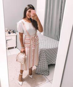 65 Trendy Ideas For Fashion Modest Christian Cute Outfits Modest Outfits, Skirt Outfits, Casual Outfits, Modesty Fashion, Muslim Fashion, Cute Fashion, Girl Fashion, Fashion Outfits, Pretty Outfits