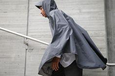 Cleverhood bike-ready rain cape