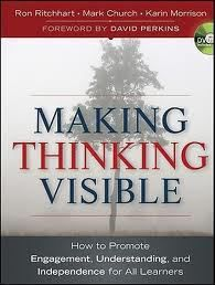 ...Fabulous resource! This book goes into excellent detail about using thinking routines to make student learning visible.
