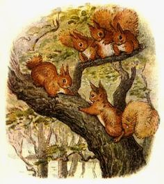 what rhymes with squirrel?... online poetry activities
