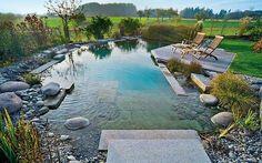Schwimmbecken Der Er Jahre Haben Moderne Pools Kaum Noch Was Gemein