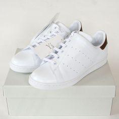 f12a847bf Y s YOHJI YAMAMOTO x ADIDAS diagonal lace shoes Stan Smith Ys sneakers 5-US  NEW