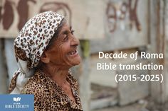 Decade of Roma  Bible translation (2015-2025)