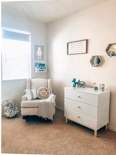 Modern Baby Boy Nursery Neutral Nurseries