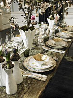 Royal Copenhagen Christmas tables 2010