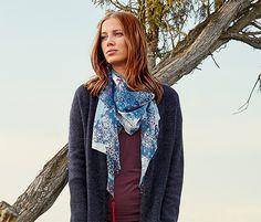 Šifonový šátek