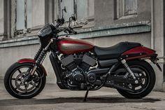 2017 Street 750 相片庫 | Harley-Davidson Taiwan