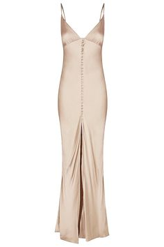 La Lune Bias Slip Dress   Gold   Dresses   Shona Joy – Shona Joy International Midi Length Skirts, Midi Skirt, Silk Touch, Gold Dress, The Dress, Ready To Wear, Bridesmaid Dresses, Bridesmaids, How To Wear