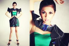 Priskila Finalis Miss Indonesia from Papua - Next D'Orlin Model
