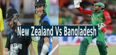 New Zealand vs Bangladesh ICC World Cup 2015 37th Match, Pool A Live Scorecard  | OneIndiaNews