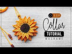 Discover recipes, home ideas, style inspiration and other ideas to try. Collar Macrame, Crochet Collar, Macrame Necklace, Macrame Jewelry, Diy Necklace, Diy Friendship Bracelets Patterns, Diy Bracelets Easy, Macrame Projects, Beading Projects