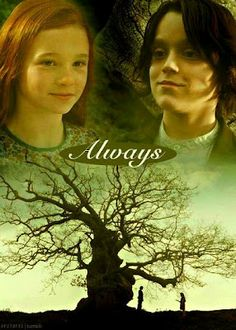 Severus Snape Lily Evans It broke my heart because they have true love that should last forever.