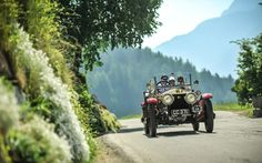Rolls-Royce 2013 Centenary Alpine Trial 1913