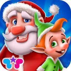 Santa's Little Helper - Messy Christmas Antivirus Protection, Drawing Application, Mac Software, Santa's Little Helper, Photoshop Elements, Adobe Photoshop, Christmas Activities, Christmas Stockings, Christmas Tree