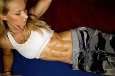 ZUZKA'S SIX-PACK SECRETS WORKOUT Zuzka Light has some of the best abs on the internet. Build your own killer six with this intense, fat-burning workout and her excellent nutrition advice!