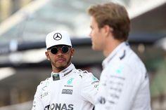 ルイス・ハミルトン 「誰がチームメイトとしてやって来ても構わない」  [F1 / Formula 1]