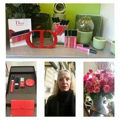 E se il signor Dior dice che il tuo gloss è Rouge Brilliant, perché contraddirlo?