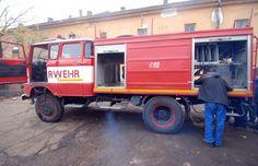 Primăria Lugoj a preluat înapoi de la Detaşamentul de Pompieri o autospecială care a ajuns în municipiu în anii 2000 pe filiera Jena-Lugoj. În preze