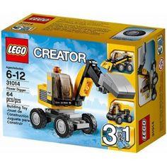 Lego Creator 31014 Power Digger