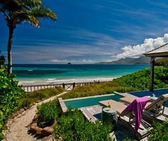 Turtle Beach Bungalows at Christophe Harbour, St. Kitts | World's Most Romantic Hotels