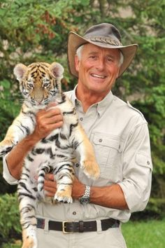 Jack Hanna - Director Emeritus of the Columbus Zoo and Aquarium