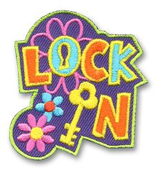 Brownie Lock in Patch