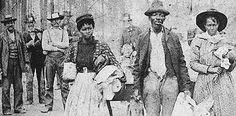 """'When Jim Crow came to town with eviction notices.'A hundred years ago, in communities across the U.S., white residents forced thousands of black families to flee their homes. Even a century later, these towns remain almost entirely white. The documentary """"Banished"""" tells the story of three of these communities and their black descendants, who return to """"Sunset Towns"""" and learn their shocking histories."""