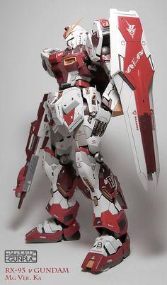 POINTNET.COM.HK - MG 1/100 RX-93 Nu Gundam Ver.Ka