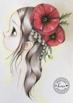 Owl Tattoo Drawings, Pencil Art Drawings, Cute Drawings, Disney Drawings Sketches, Drawing Sketches, Polychromos, Love Birds Painting, Drawn Art, Color Pencil Art