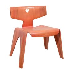 Rare Child's Chair by Charles Eames | From a unique collection of antique and modern chairs at http://www.1stdibs.com/seating/chairs/
