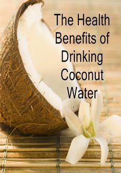 Health Benefits of Coconut Water | Medi Tricks