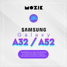 🆕🎉 Super θήκες για τα νέα #Samsung Galaxy A32/A52 5G  🔹 Silicone Cover case  Μinimal design & style, ανθεκτική σιλικόνη υψηλής ποιότητας, εσωτερική επένδυση από μικροΐνες, λεπτή & ανθεκτική σε κραδασμούς.  🔹 S View Wallet Cover case  Premium αισθητική, κομψό design, πλήρη πρόσβαση σε όλες τις λειτουργίες, εσωτερική θήκη για αποθήκευση καρτών, αντιμικροβιακή προστασία στο ύφασμα της θήκης Samsung Galaxy, Personal Care, Cover, Self Care, Personal Hygiene